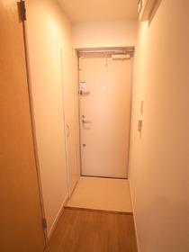 ゆとりある玄関スペース☆