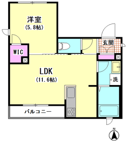 仮)大井4丁目シャーメゾン 201号室
