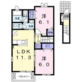 アパート/愛媛県西予市宇和町 下松葉426 ー1 Image