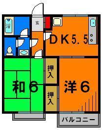 各部屋収納の使いやすいお部屋です♪