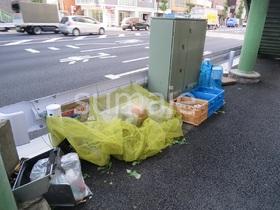 ゴミ置き場です☆
