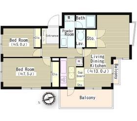 リンズハウス 201号室