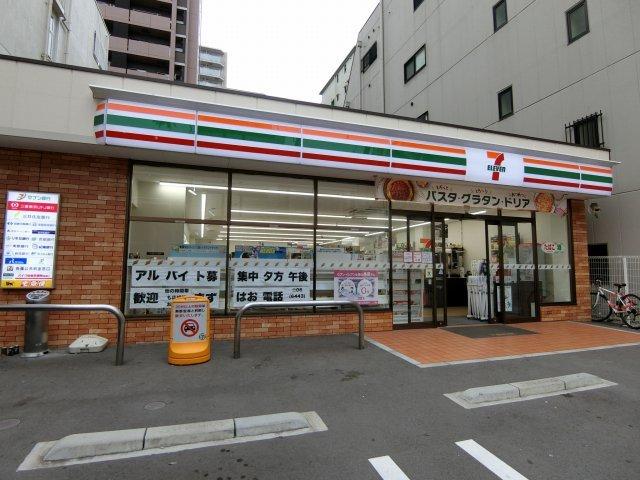 セブンイレブン大阪京町堀1丁目店