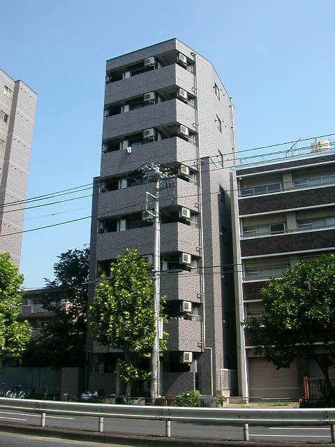 スカイコート高田馬場第3外観