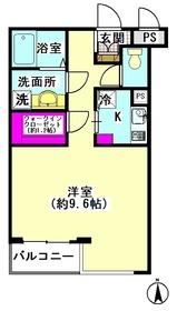シエールグラン羽田ソレイユ 303号室