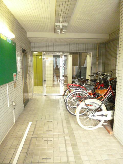 スカイコート西川口第3駐車場