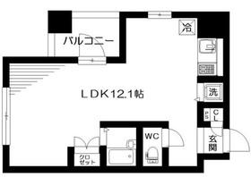 ドゥメヌエット 203号室