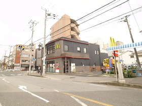 マクドナルド京成津田沼店