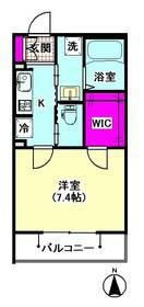 メゾン・シュシュ 107号室