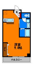 カウンター付きのキッチンがおしゃれ☆