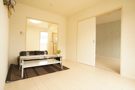 モデルルーム仕様のお部屋(家具等は設備ではありません)