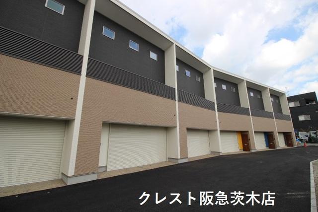 スタシオン茨木/木造/2階建て