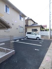 ゆとりある駐車場☆