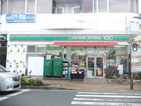 ローソンストア100船橋本町六丁目店