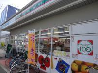 ローソンストア100東大阪巨摩橋西店