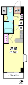 カーサ大井町 1107号室