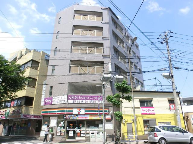 神戸市兵庫区東山町2丁目の賃貸マンション