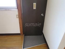 こちらが玄関です☆