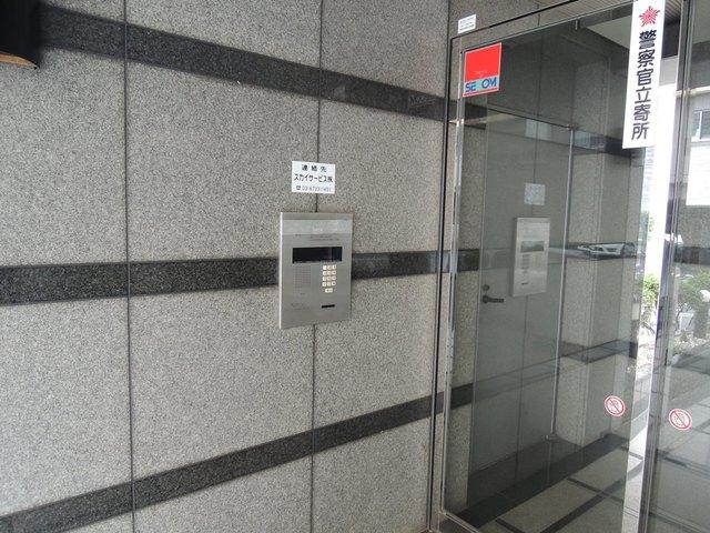 スカイコート横浜駅西口共用設備
