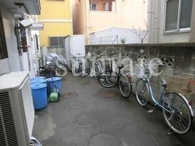 自転車置き場あります。