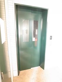 エレベーターもありますよ♪