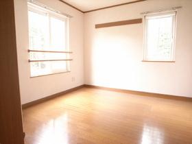見てください。この日当り。明るい室内ですね。
