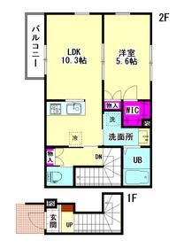 仮)西糀谷アパートメント 201号室