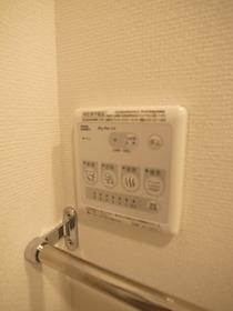 うれしい浴室乾燥機付き☆