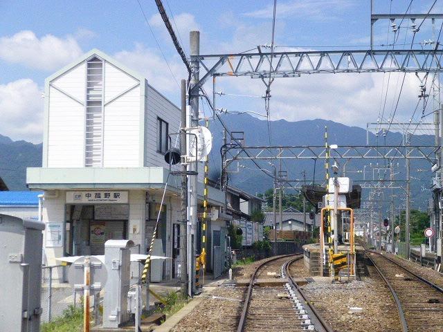 中菰野駅(近鉄 湯の山線)
