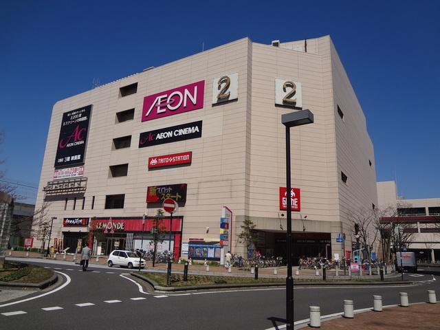 イオン市川妙典店