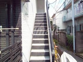 共用階段です!!