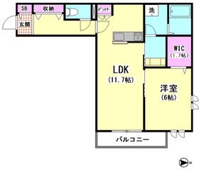 パークサイドメゾン 203号室
