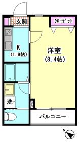 シエール羽田伍番館 201号室