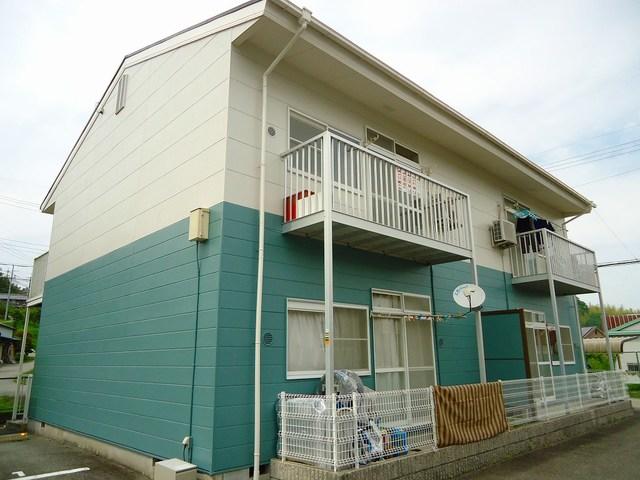 神戸市北区八多町 附物の賃貸アパート