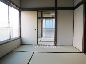 和室ですが綺麗ですよ。