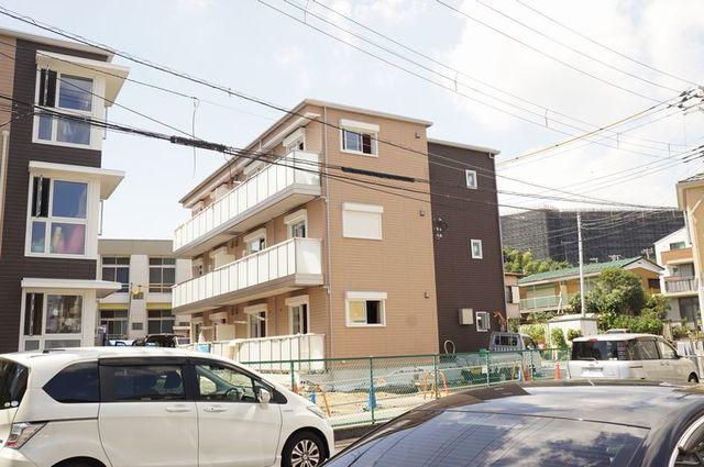 積水ハウスの賃貸住宅「Shamaison」。