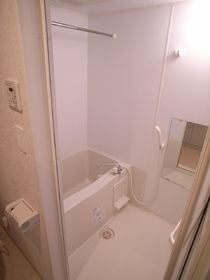 一人暮らしの味方!浴室乾燥機付きバス!