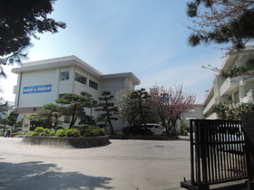 船橋市立宮本中学校