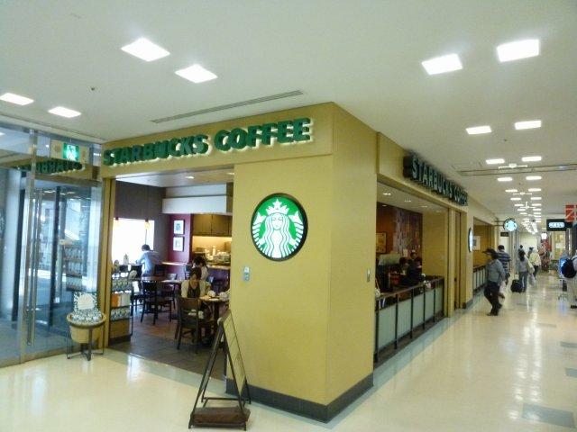スターバックスコーヒー蛍池ルシオーレ店