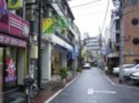 ときわ台南口商店街
