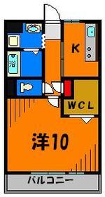 広めの洋室☆クローゼットも広いです!