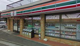 セブンイレブン横浜上菅田町店