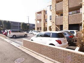 駐車場は立体駐車と平置きがあります