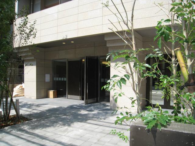 スカイコート川崎西口2エントランス
