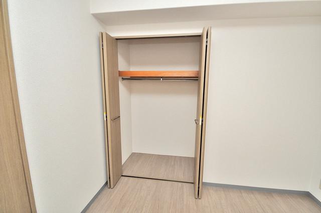 ソレアード三貴 各所に収納があるので、お部屋がすっきり片付きますね。