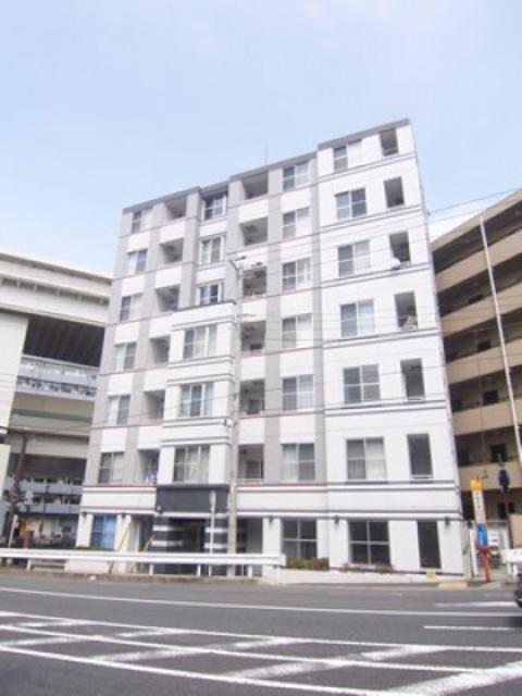 ヴェルト横濱石川町外観