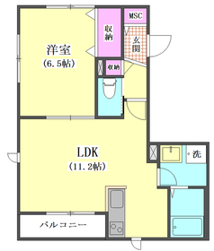 仮称 東蒲田2丁目メゾン 301号室