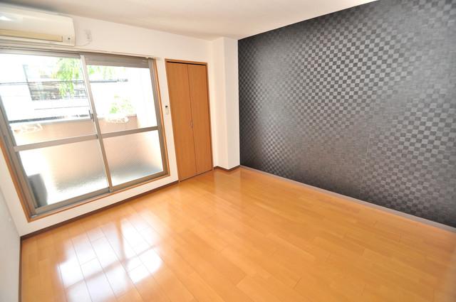 グランドール北巽 外観との良いギャップが部屋の良さを引き立てています。