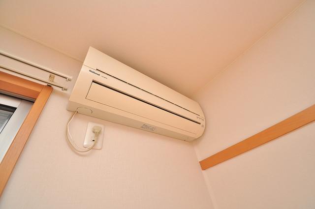 アリエッタ西堤 うれしいエアコン標準装備。快適な生活が送れそうです。