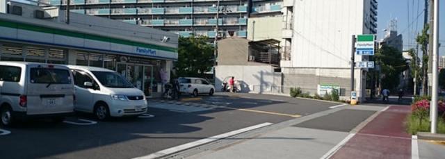 ファミリーマート福島北港通店